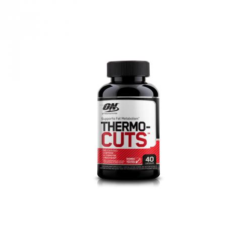 Termo-Cuts (40 caps) OPTIMUM NUTRITION
