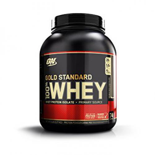Gold Standard 100% Whey (2,27 kg) OPTIMUM NUTRITION