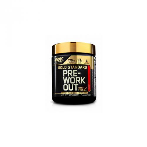 Gold Standard Pre Work Out (330 g) OPTIMUM NUTRITION