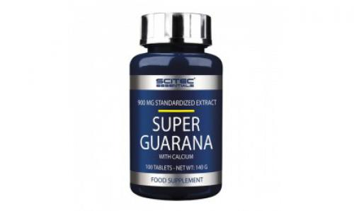 Super Guarana (100 tabs) SCITEC NUTRITION