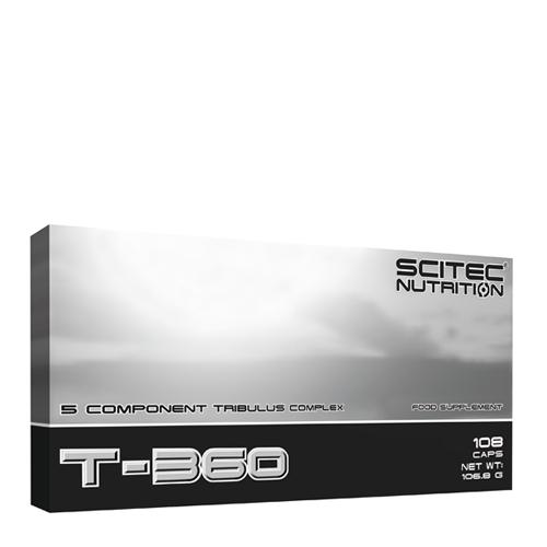 SCITEC NUTRITION T-360 (108 CAPS)