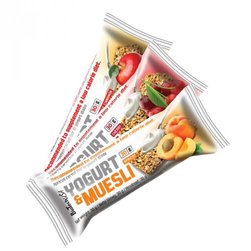 Yogurt and Muesli (30 g) BIOTECH USA