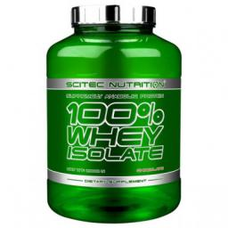 100% Whey Isolate (2 kg) SCITEC NUTRITION