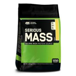 Serious Mass (5450 g) OPTIMUM NUTRITION