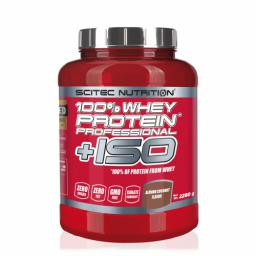 Scitec Nutritiion 100% Whey Protein Proffesional + ISO - 2280g